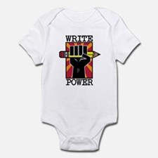 Write Power Infant Bodysuit