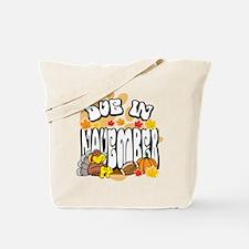 Due In November Tote Bag