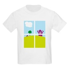 Window Monsters T-Shirt