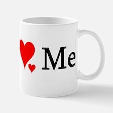 Pauly Loves Me Mug