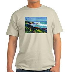 La Jolla San Diego Watercolor T-Shirt