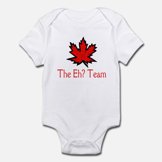 The Eh? Team Infant Creeper
