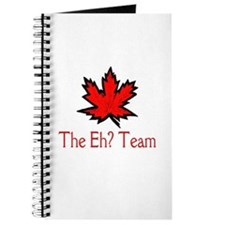 The Eh? Team Journal