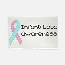 Infant Loss Awareness Rectangle Magnet