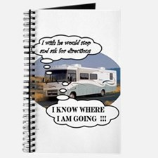 Ask For Directions !! Journal
