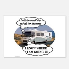 Ask For Directions !! Postcards (Package of 8)
