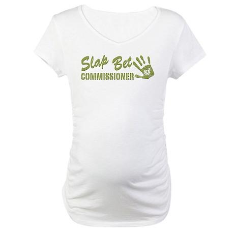 Slap Bet Maternity T-Shirt