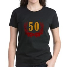 50 Years Old And Hot Tee