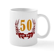 50 Years Old And Hot Mug