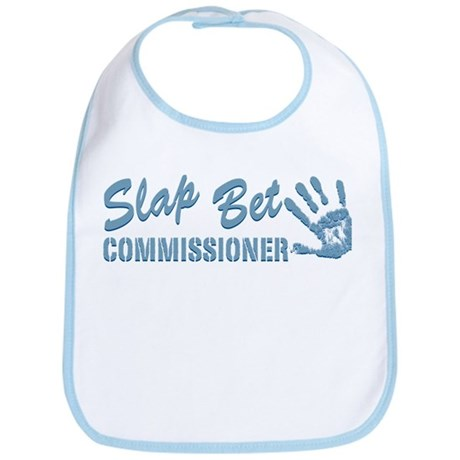 Slap Bet Bib