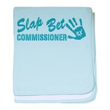 Slap Bet baby blanket