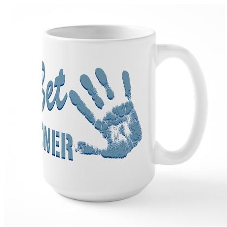 Slap Bet Large Mug