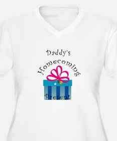Daddy's Homecoming Present T-Shirt