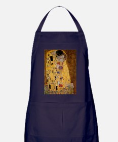 """Kiss""Apron (dark)"