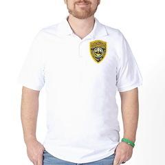 New Hampshire Inspector Golf Shirt
