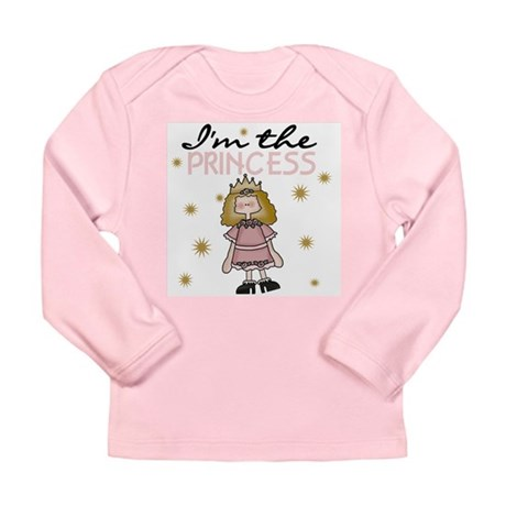 I'm the Princess Long Sleeve Infant T-Shirt