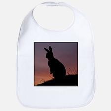 Sunrise Bunny Bib
