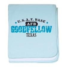 Goodfellow Air Force Base baby blanket