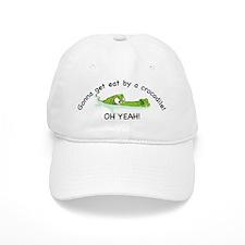 Crocodile Baseball Baseball Cap