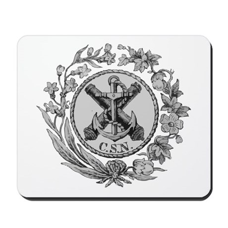 Confederate States Navy Mousepad