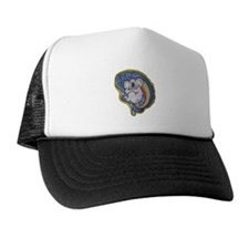 Cute Bear rainbow art Trucker Hat