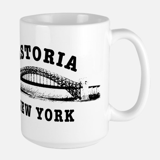 Hellgate Bridge Large Mug