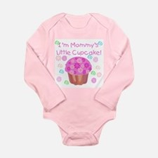 Mommy's Little Cupcake Onesie Romper Suit