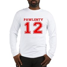 Tim Pawlenty 2012 Long Sleeve T-Shirt