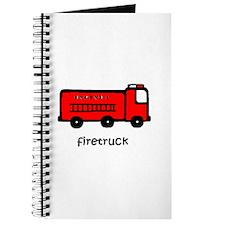 Firetruck Journal