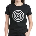 Bullseye Women's Dark T-Shirt