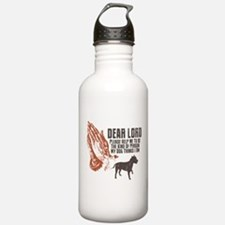American Staffordshire Terrie Water Bottle