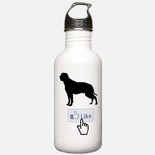 American Bulldog Sports Water Bottle
