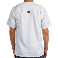 Sucka Ash Grey T-Shirt