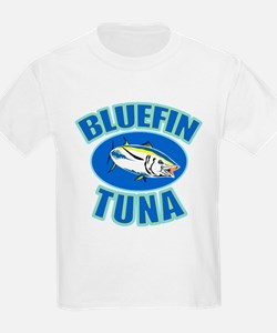 bluefin tuna fish front T-Shirt
