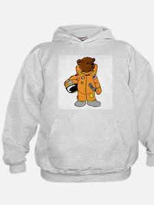 Buzz the Astronaut Bear Hoodie