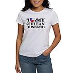 I Love My Chilean Husband Women's T-Shirt