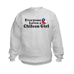 Chilean Girl Sweatshirt