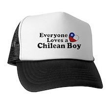 Chilean Boy Trucker Hat