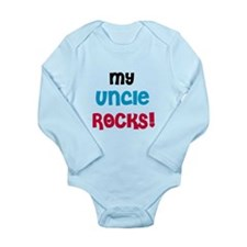 My Uncle Rocks Baby Outfits