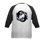 2Dolphins Kids Baseball Jersey