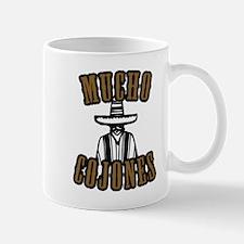 Mucho Cojones Mug