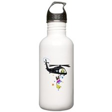 Funny Military usa Water Bottle