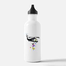 Unique Blackhawk Water Bottle