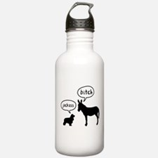 American Cocker Spaniel Sports Water Bottle