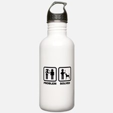 American Foxhound Water Bottle