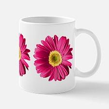 Pop Art Fuchsia Daisy Mug