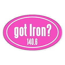 Got Iron Pink