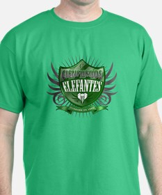 Cienfuegos Elefants Shield T-Shirt