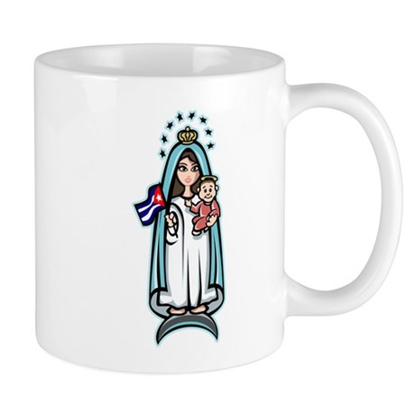 Virgen de la Caridad Mug