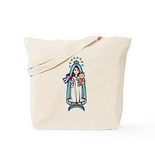 Virgen de la Caridad Tote Bag